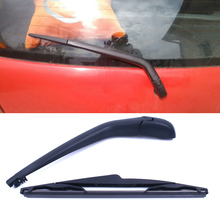 Car Windscreen Rear Window Wiper Arm Blade For font b Toyota b font Yaris Vitz 1999