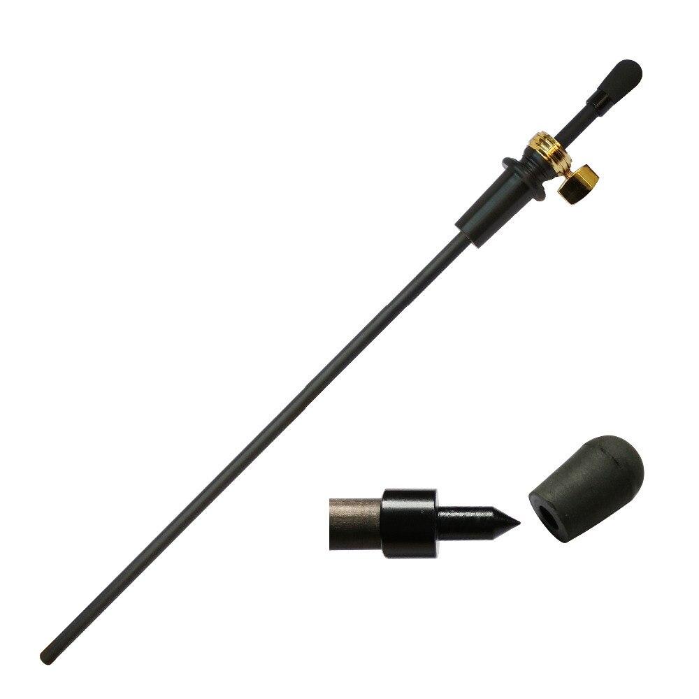 4/4 3/4 violoncelle tige en Fiber de carbone tige de traction Type acier allié trempé à la tête titane or de raccords en cuivre SL305