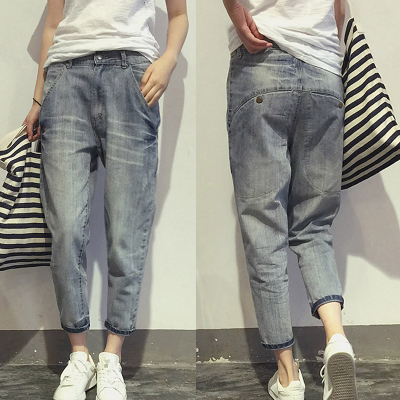 Grey Boyfriend Jeans Promotion-Shop for Promotional Grey Boyfriend ...