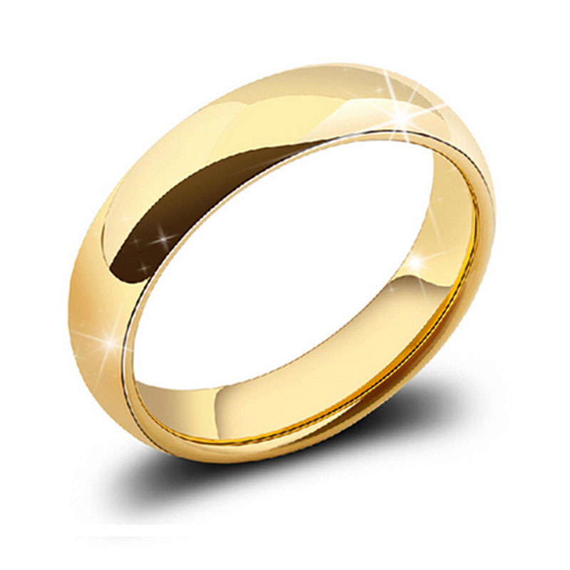 2017 Hot Aros Commemoration Day Ring Couple Rings Simple