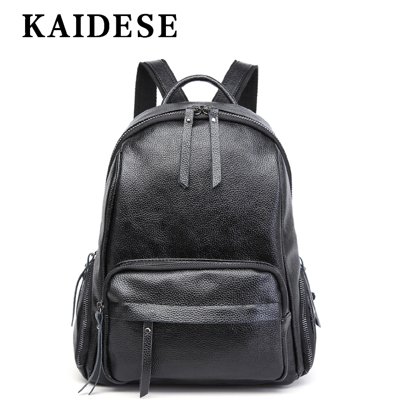 KAIDESE 2018 new style college wind leisure backpack European and American Fashion Travel Shoulder Bag backpack flb12084 hamburg s new fashion backpack shoulder bag college wind backpack schoolbag shoulder bag personality
