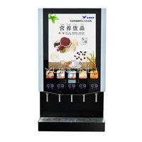 Коммерческих Растворимый кофе машина полный автоматический холодный/горячий напиток, Диспенсер D 50SC 10