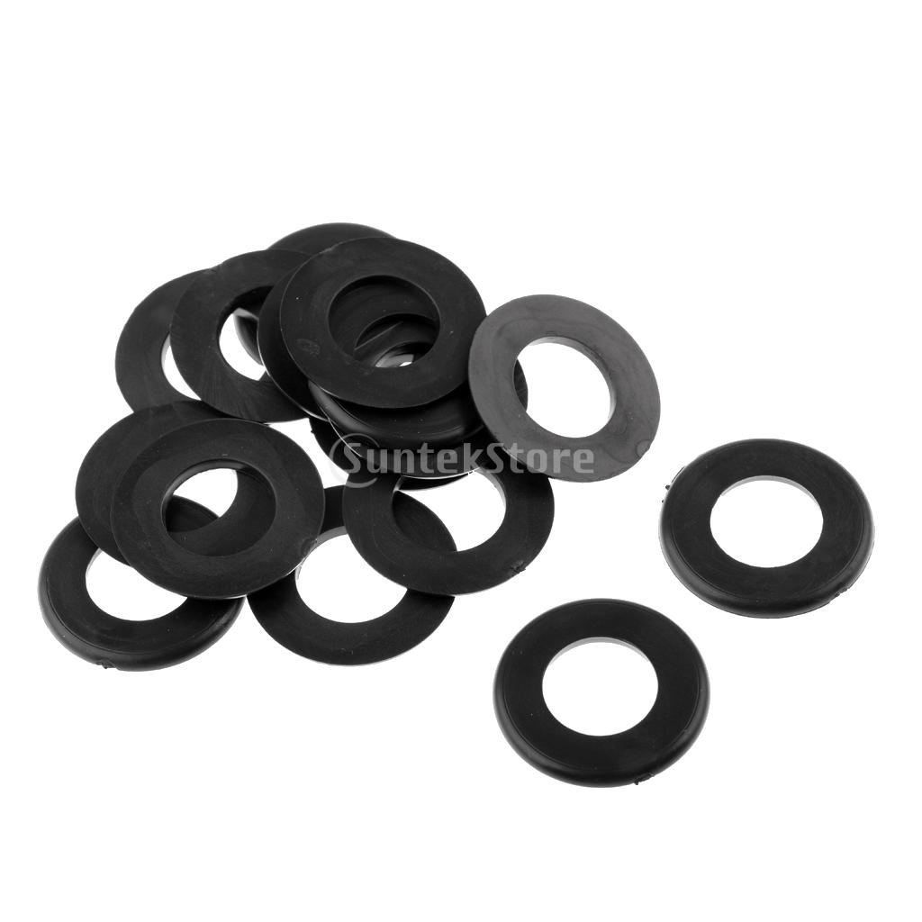16 Pieces Foosball Machine Washers Table Football / Soccer Buffer 1/2' Rod 3 Cm Or 5/8