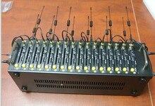 16-портовый gsm модемный пул устройства Смс модем 3 г, gsm usb 3 г модемный пул на 16 портов sim5360A/E/J