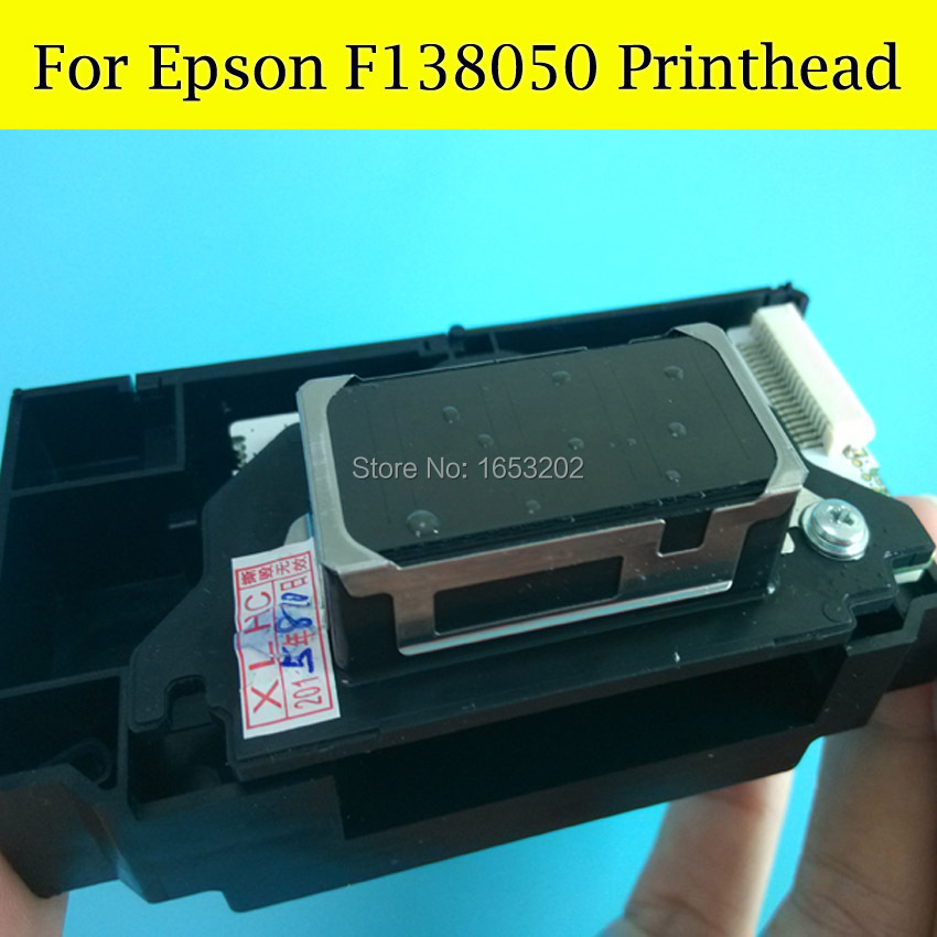 1 PC High Quality Print Head Printhead F138050 F138040 For EPSON 7600,9600,R2100,R2200,2100,2200 Sprinkler Head Nozzle