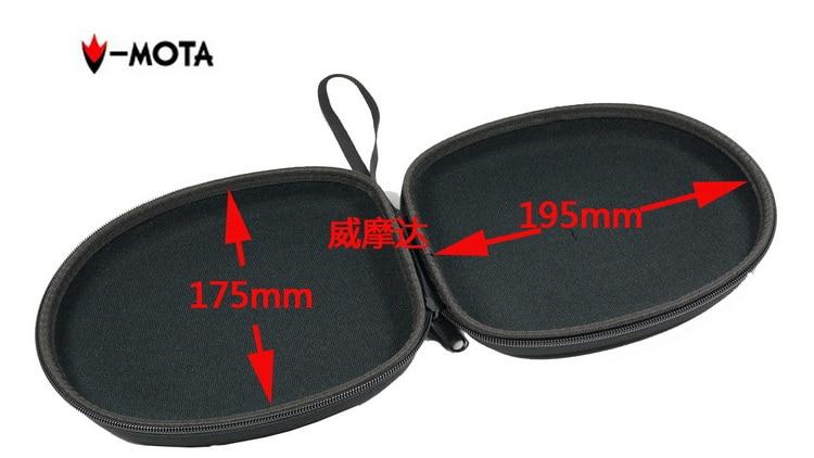 Auriculares V-MOTA PXB Estuches para YAMAHA hph-200 HPH-150 hph-100 - Audio y video portátil - foto 4