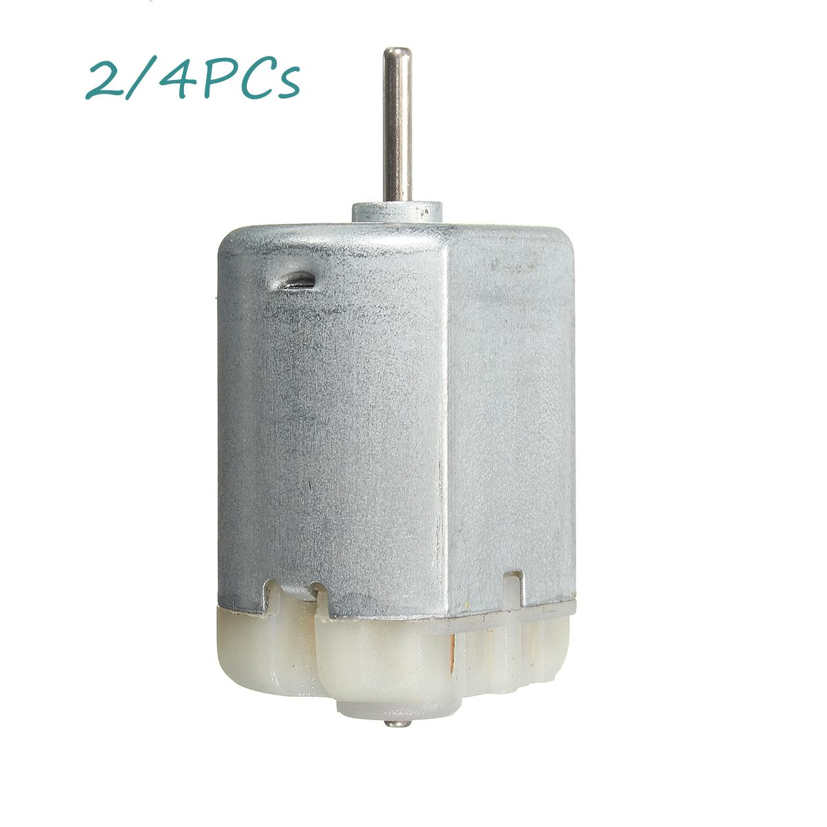 2/4pcs 10mm Car Door Lock Motor Actuator #FC-280PC-22125 For Lexus for Toyota Mabuchi