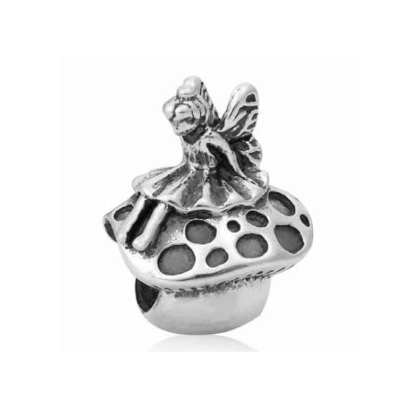 Btuamb בציר כוכב ינשוף חתול בית מיקי קריקטורה קסם חרוזים Fit פנדורה צמידים וצמידים לנשים DIY ביצוע אתני תכשיטים