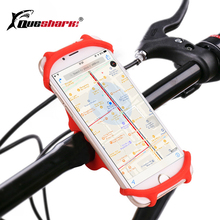 Bicycle-Phone-Holder Clip-Stand Mount-Bracket Bike-Handlebar Mobile iPhone for Samsung/Universal/Mobile
