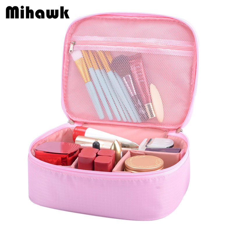 Multicolor Available Fashion Nylon Fabric Cosmetic Bag Women's Men's Travel Portable Storage Markup Pouch Accessories Products spark storage bag portable carrying case storage box for spark drone accessories can put remote control battery and other parts
