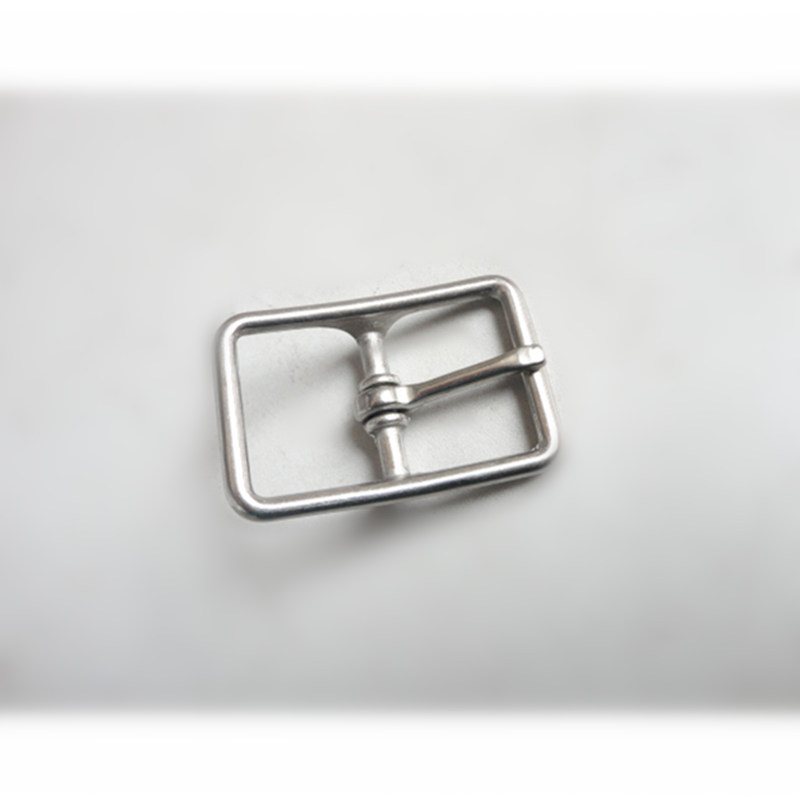 50PCS/Lot Stainless Steel Belt Buckle For Bag, Pin Buckle Clothing Accessories, 1.5cm Buckle For Shoes W024