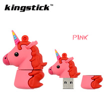Unicorn Pendrive USB Flash Drive 4GB 8GB 16GB 32GB 64GB 128GB Memory disk Flash