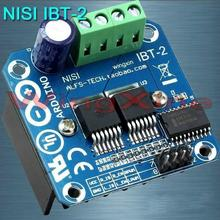 Free Shipping! IBT-2 smart car motor drive module BTS7960 43A H-Bridge PWM MODULE SENSOR