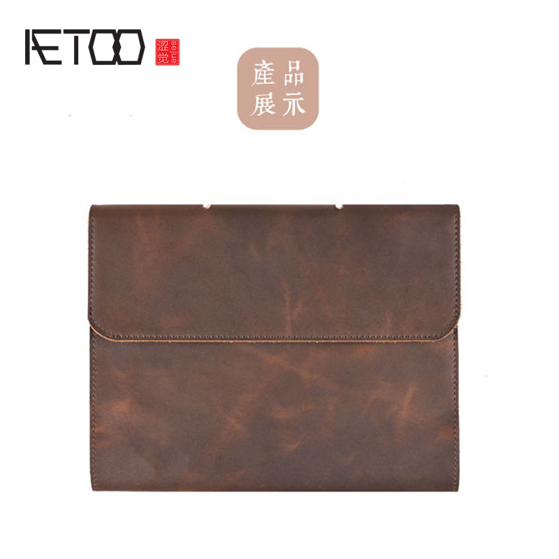 Original Retro Handmade Leather Notebook A5 80 Sheets Notebook Stationery crazy horse Diary travel notebook gift gift republic ltd fungi a5 notebook multicoloured