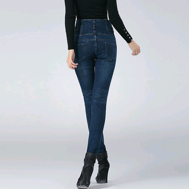 High waisted jeans pieces