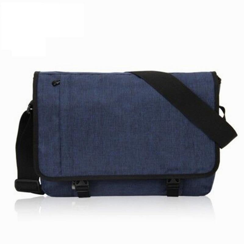 New Designer Postman Men's Buisness Crossbody Bags Attache Laptop Case Office Br