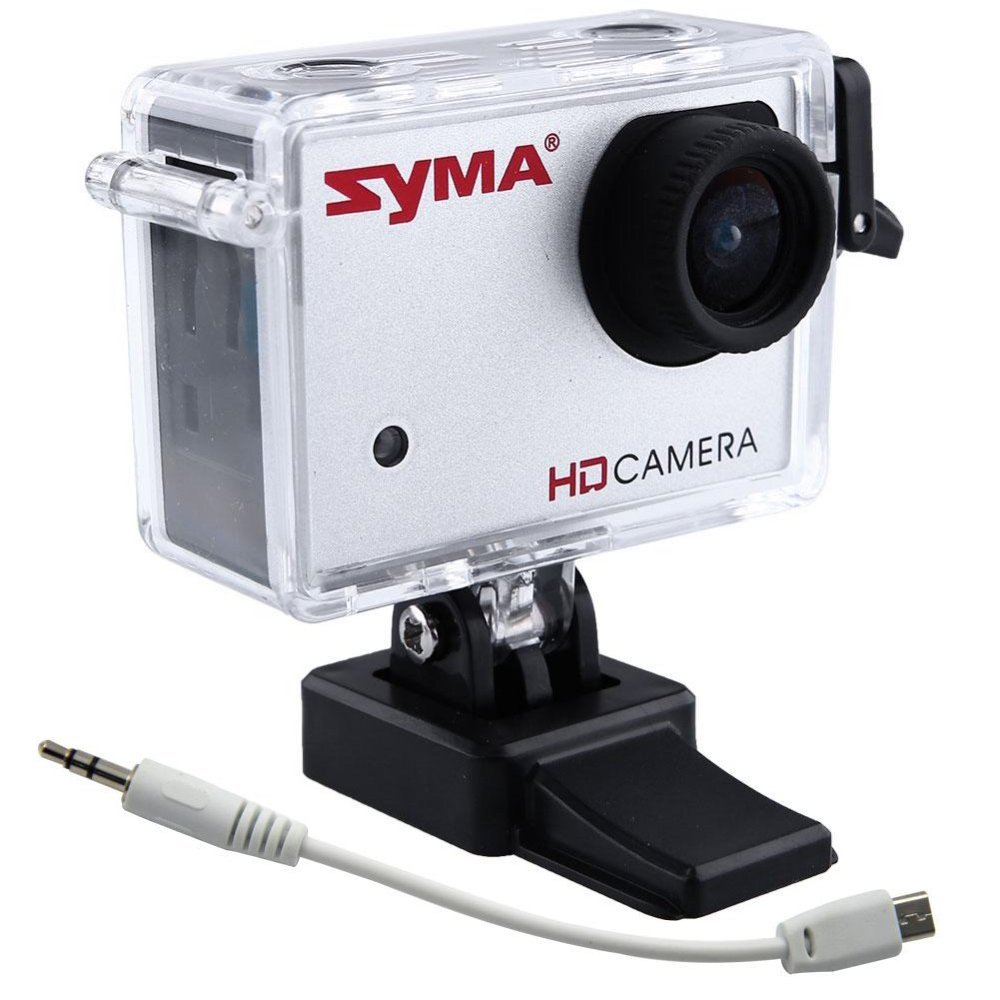 Syma Upgraded 8.0MP 1080P HD Camera for X8G X8HG X8C X8HC X8W X8HW RC Quadcopter x8c 07 decorative part for syma x8c