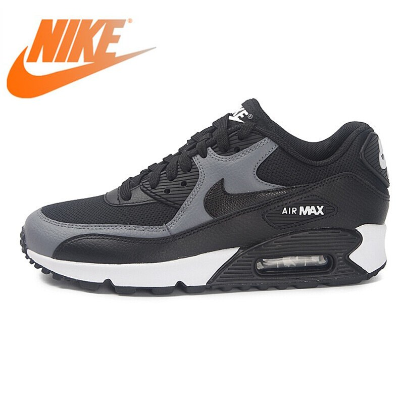 Original NIKE AIR MAX 90 womens running shoes sports shoes breathable shock womens low-top cushion comfortable 325213-037Original NIKE AIR MAX 90 womens running shoes sports shoes breathable shock womens low-top cushion comfortable 325213-037