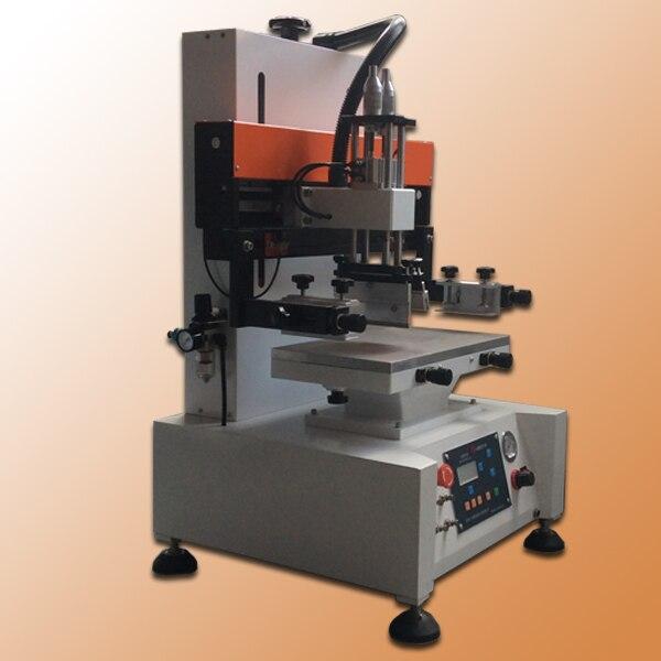 Economical Tabletop Small Automatic Screen Printer Machine