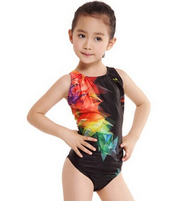 Yingfa swimwear swimsuit arena Girls swimsuits children racing competition kids swimming suits professional hot(China)