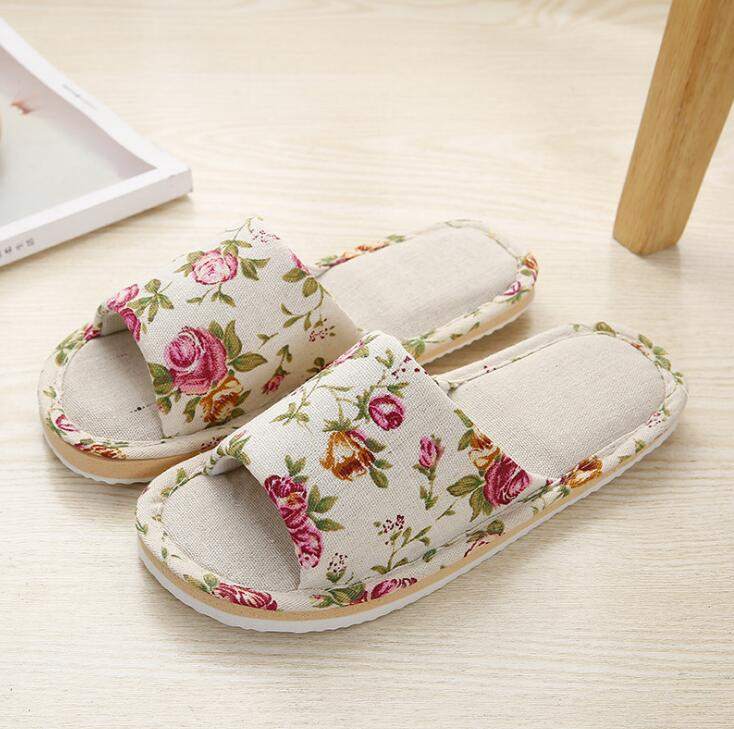 2019 Men Slippers XZ94 101 Slippers Khaki Blue Cotton Slippers For Men Shoes High Quality Home