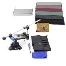 Sy werkzeuge Komplette praktische set 5 stücke schleifstein leder lupe magnet kochmesser Apex pro spitzer