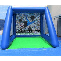 inflatable soccer shootout inflatable football goals soccer goal Inflatables Soccer Gate Inflatables Soccer Target