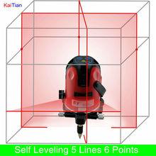KaiTian Выравнивания Уровня с Slash Функции и Открытый/360 ротари для Лазерной Уравнитель Лазерного Евро Зажигания Лазерный Уровень инструменты