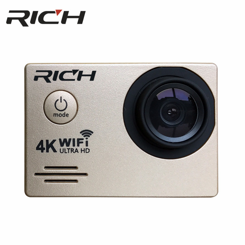 RICH sport camera SJ7000R Waterproof Full HD 1080P Action Camera For Gopro Hero Action Sports Camera LED 150 Degree