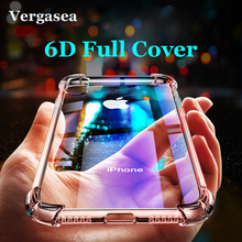 Anti-knock Case for One Plus 3 5 5T 6 6T 7 Pro Cover for One Plus 3 5 5T 6 6T McLaren Edition 7 Pro 5G Transparent Fitted Case
