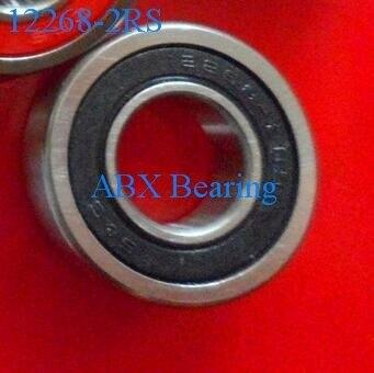 12268 12268-2RS 12268RS 6000/12-2RS 6000 hybrid ceramic No standard bike bicycle bearing 12x26x8mm резистор jantzen 5w 2 70 ohm ceramic