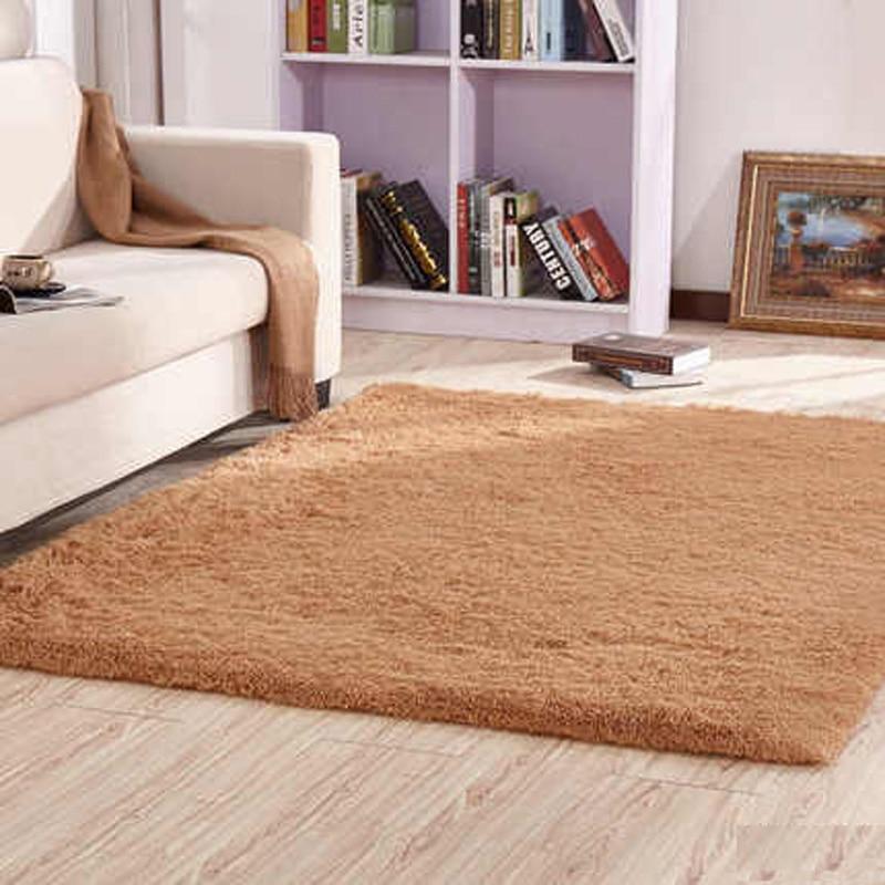 ᑐ50*160 cm Coral Fleece Tapijten Grote Luxe Livingroom Slaapkamer ...