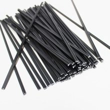ABS PE PP PPR plastic welding rods electrodes for hot air welder gun auto car bumper repair tools black sticks floor soldering