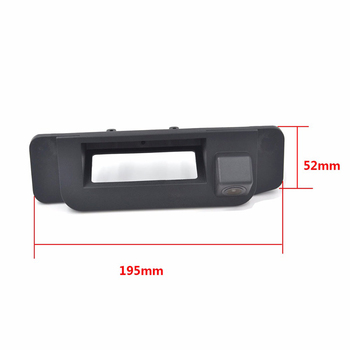 Rear View Trunk Handle Camera For Mercedes Benz C Class/CLA 2015-2016 Backup Camera with Night Vision