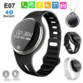 E07 Waterproof Smart Wristband Passometer Fitness Tracker Bluetooth Sports Bracelet For Iphone Android Phone PK Fitbit Smartband