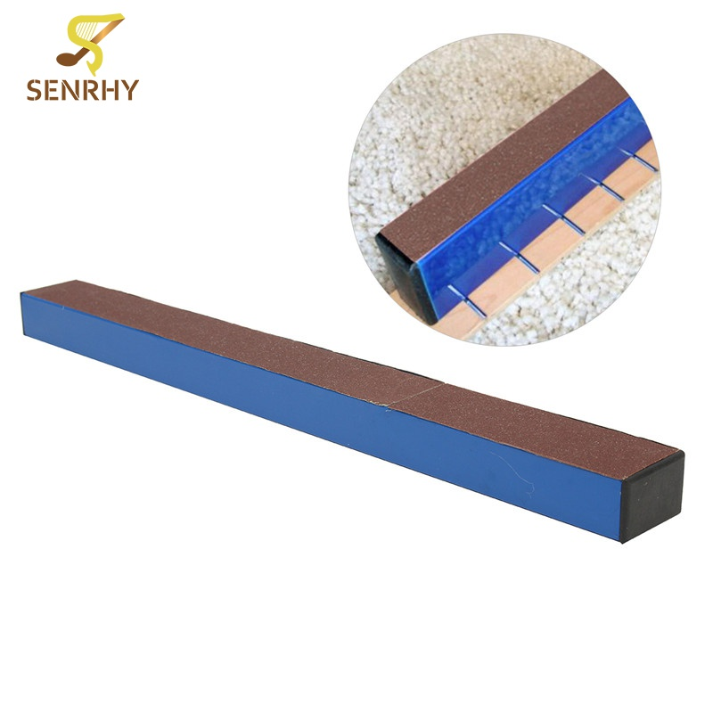 16inch Guitar Fretboard Leveling Beam Fret Sanding Leveler For Guitar Bass Luthier Tool 40.5 x 3.8 x 2.5cm Guitar Accessories лесной бальзам бальзам ополаскиватель форте 250 мл