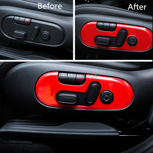 Car Accessories Seat On Adjustment For Mini Cooper Jcw John Countryman 2017