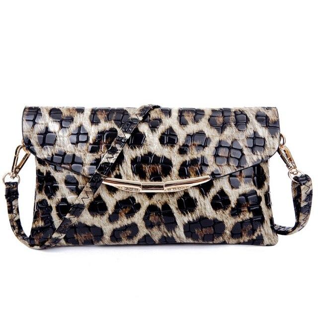 Fashion Women Clutch Bags Crocodile Pattern Leather Shoulder Bag Evening Clutch Wallet Purse Wedding Messenger Bag PT1100