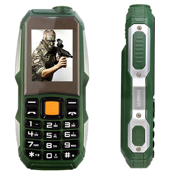 Цена за Новый Разблокирована Качество Низкая Цена Мобильный телефон С Камерой MP3 Противоударный Пылезащитный Прочный Спортивный Дешевый Телефон SD003