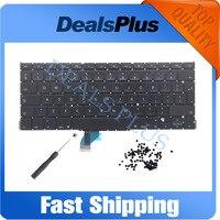 """Nuevo para Macbook Pro Retina 13 """"A1502 teclado Inglés de Reino Unido 2013 de 2014 año 2015 ME864 ME866 MGX72 MGX92 MF839 MF841 keyboard for macbook pro keyboard for macbook macbook pro retina keyboard -"""