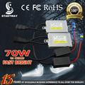 Fast start 70/75w Xenon HID ballast F7 quick bright 12v AC 1 piece HID xenon car headlight system high power ballast 70w