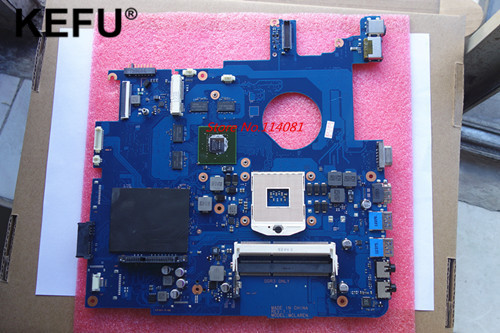 Notebook motherboard Suitable For <font><b>Samsung</b></font> NP550 <font><b>NP550P5C</b></font> N13P-GT-A2 GT650M HM77 BA92-09094A BA41-01898A Tested OK image