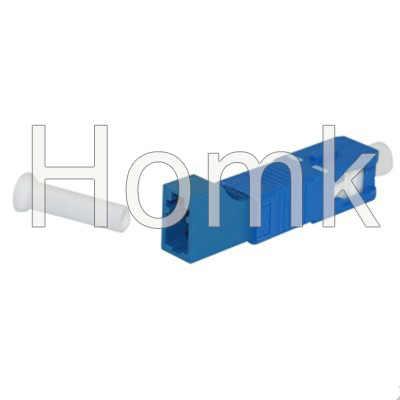 FTTH fc LC SC ST Singlemode Adaptador Para волоконно-оптический рефлектометр для передачи Мужского на Женский Гибридный адаптер Adaptador