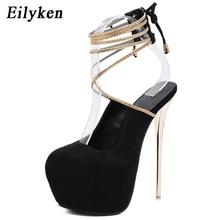 Туфли-лодочки женские на шнуровке, 17 см