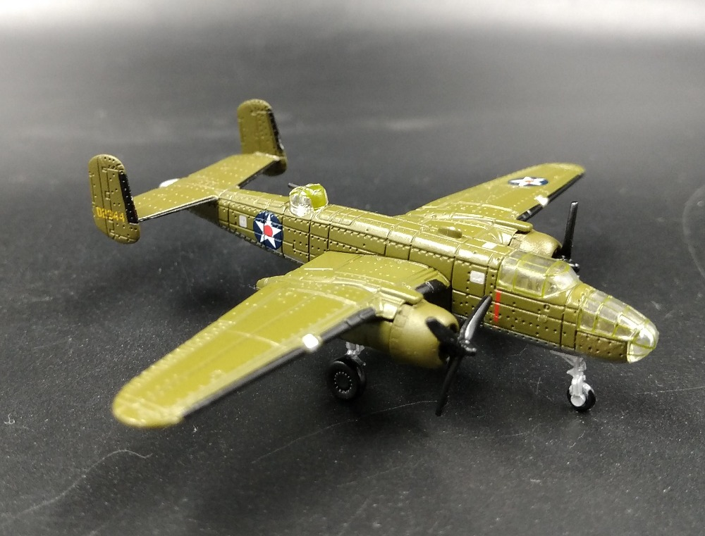 AF1 1: 200 medium bomber of World War II American B25
