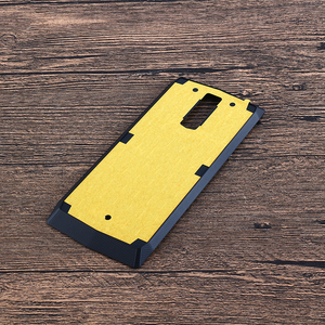 Image 3 - Alesser Voor Blackview P10000 Pro Batterij Cover Met Uitstralende Film Ultra Slim Beschermende Voor Blackview P10000 Pro Bateria Cover