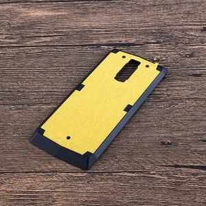 Image 3 - Alesser para blackview p10000 pro capa de bateria com película de radiação ultra fino proteção para blackview p10000 pro bateria capa