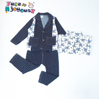 Toddler Boys Set Party Clothing Set 3pcs Style Kids Blouses And Pattern T Shirt Suit Toddler Gentleman Outfits Set 1 2 3 4 Years