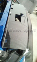 Car Accessories Carbon Fiber Cooling Panel Fit For 1999 2002 Nissan Skyline R34 GTR Cooling Panel Car styling