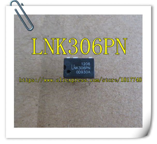 Free Shipping 20PCS/lot LNK306PN DIP8 LNK306P DIP LNK306 new and original IC 5pcs lot uc3825n uc3825 dip new original free shipping